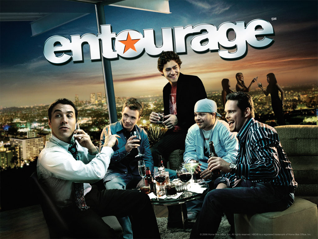 HBO's Entourage