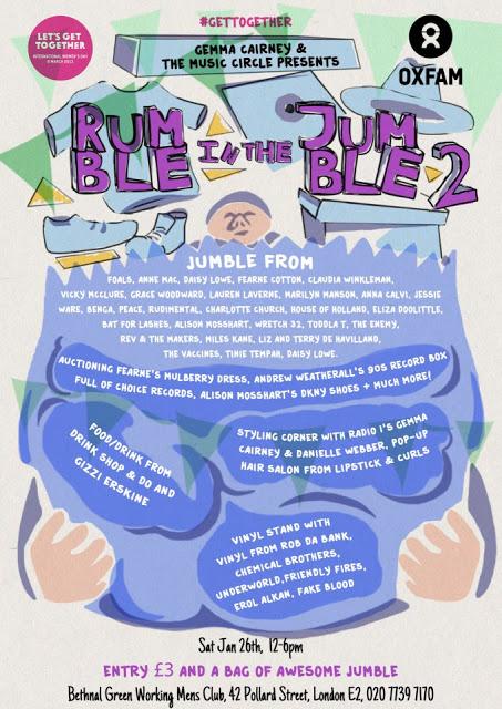 Rumble in the Jumble