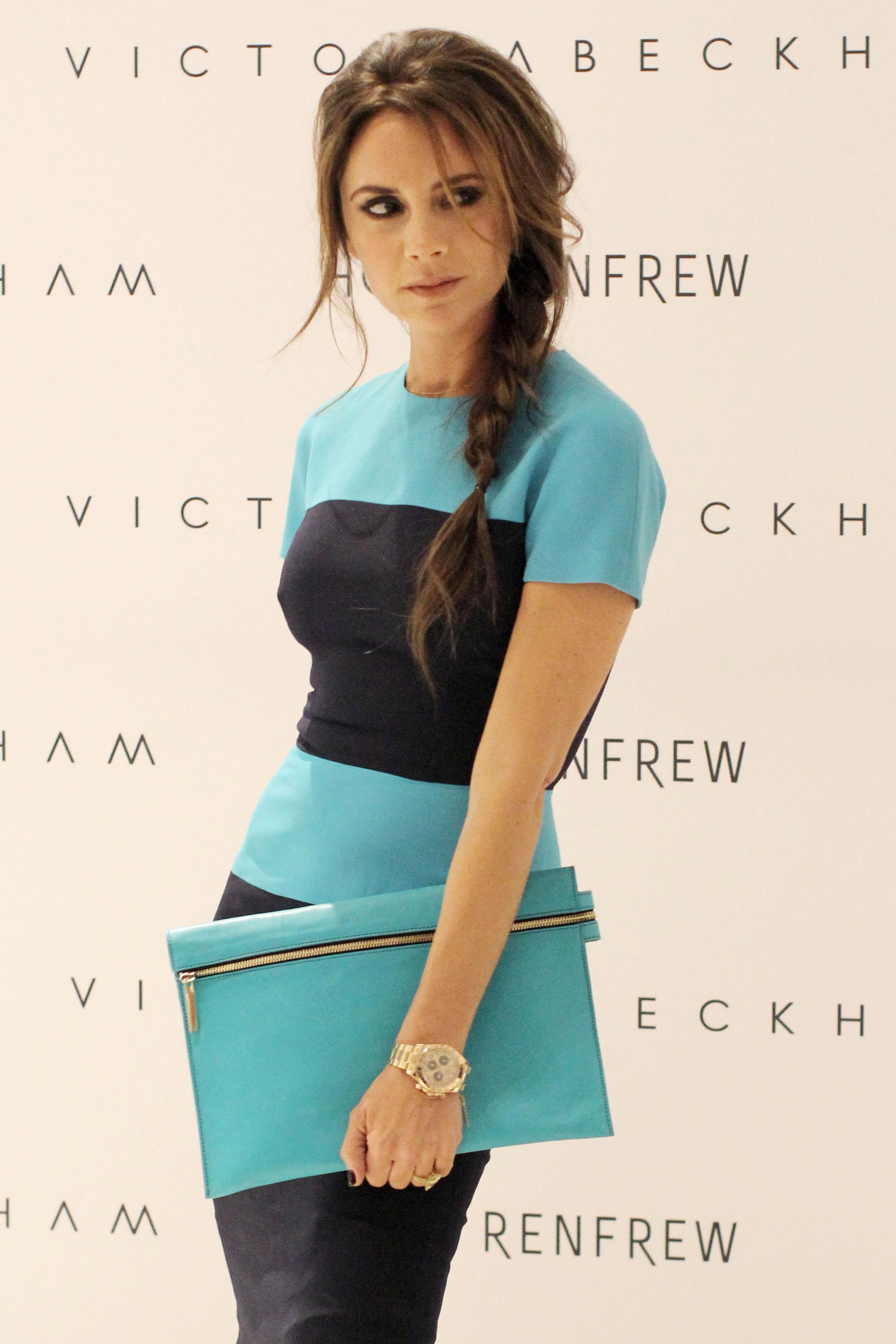 <b>Victoria Beckham's I...</b>