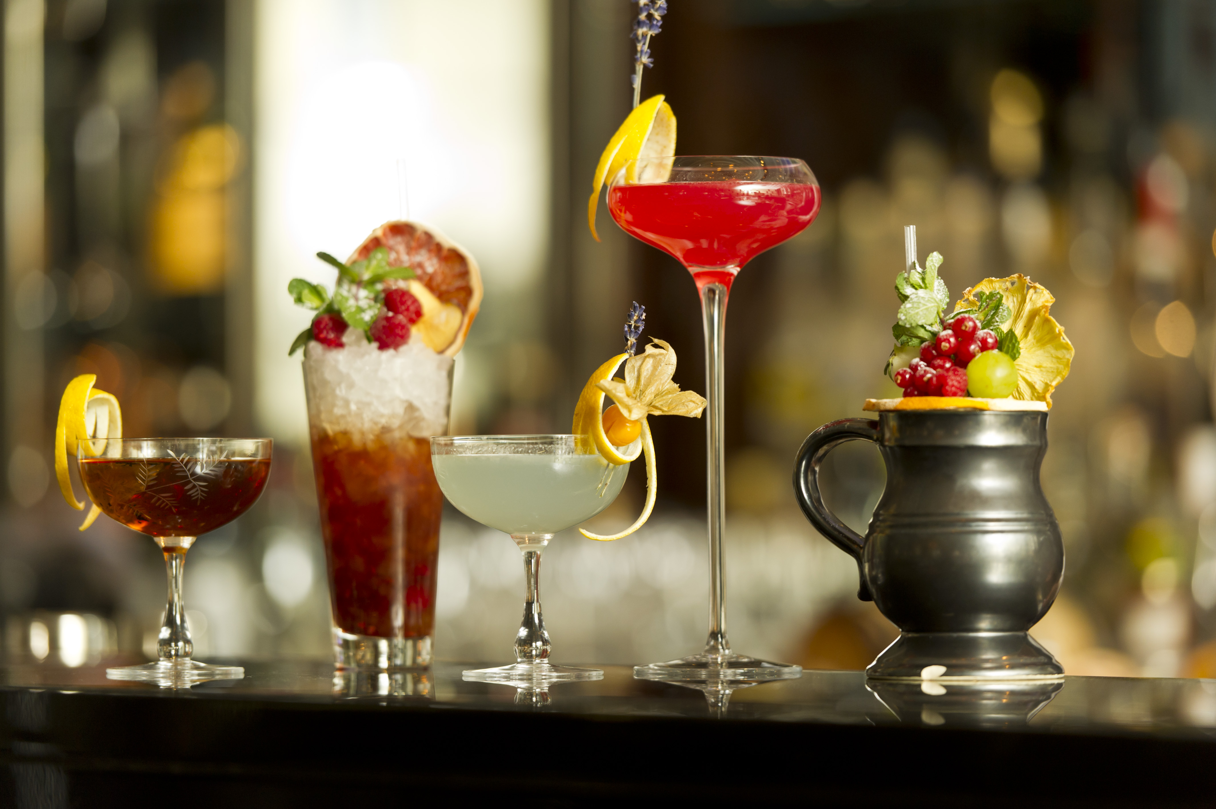 Limited Edition Corinthia Cocktails