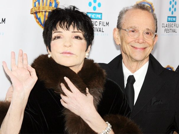 Liza Minnelli & Joel Grey @ 40th anniversary screening
