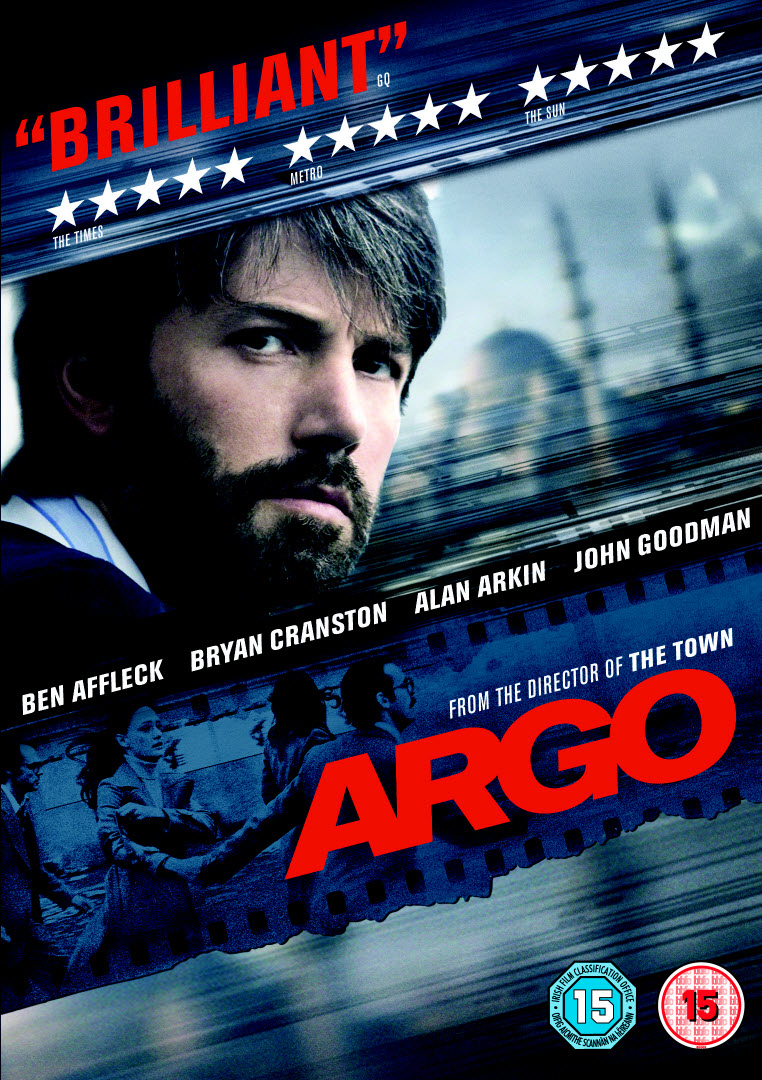 <b>Win ARGO on DVD...</b>