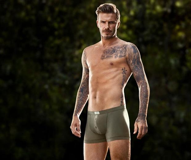 <b>David Beckham Takes ...</b>