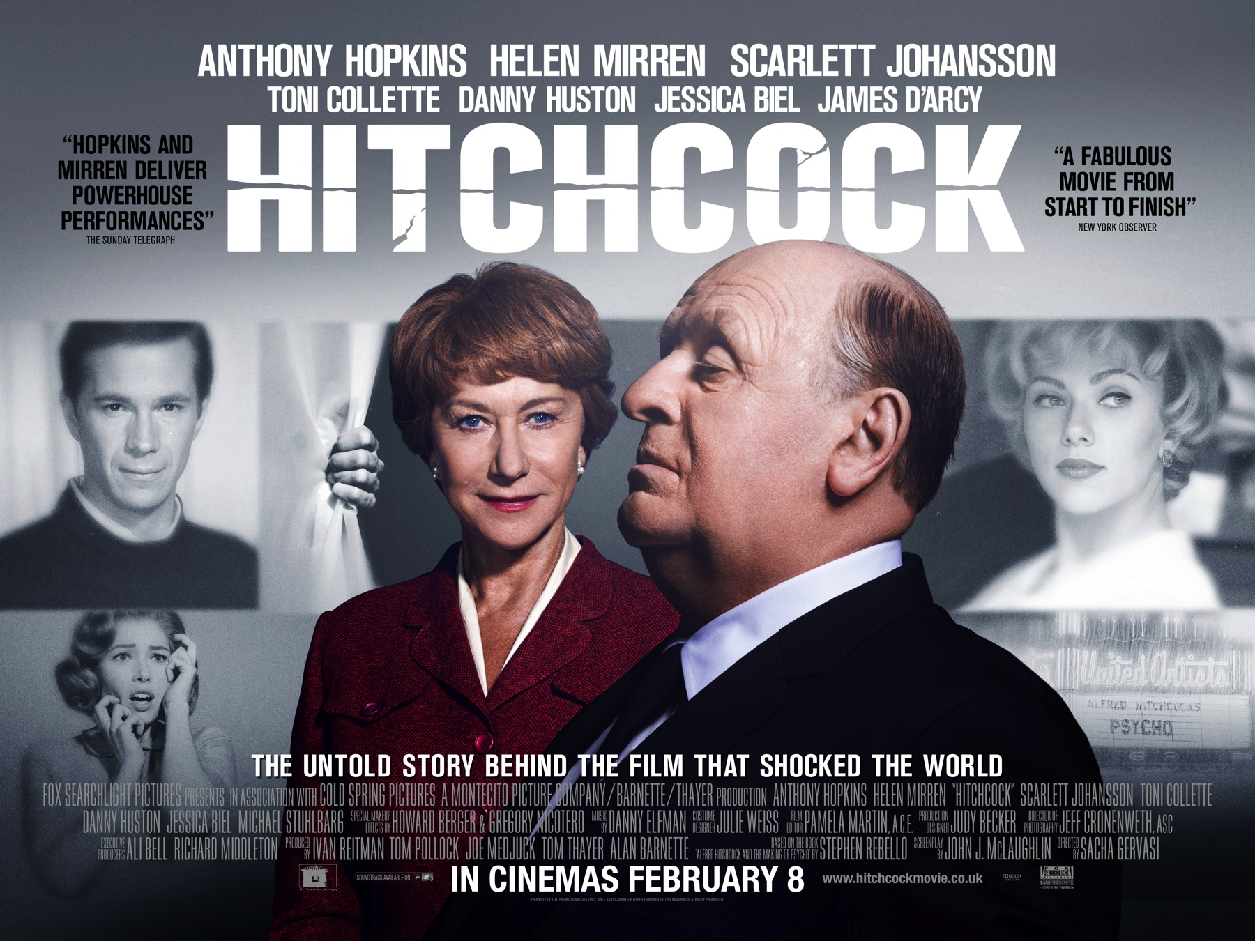 <b>Win Hitchcock Goodie...</b>