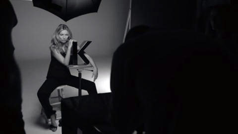 <b>Kate Moss For Kerast...</b>