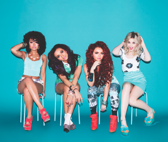 <b>Win! Little Mix Tour...</b>