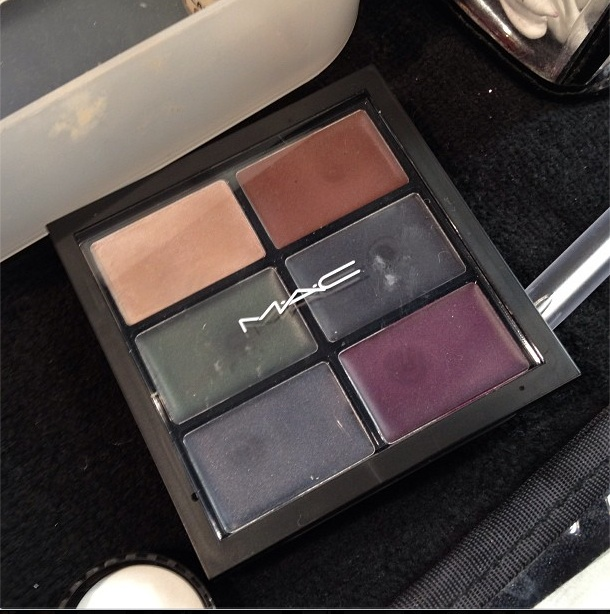 MAC Fall 13 Forecast palette | @jessihogan