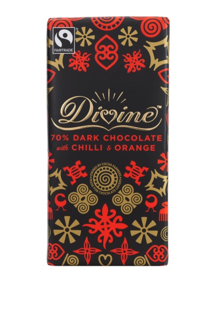 <b>Divine Fairtrade Pop...</b>
