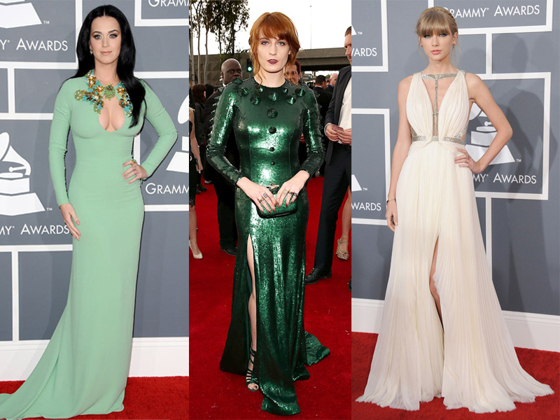 Katy Perry | Florence Welch | Taylor Swift