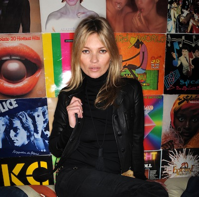 <b>Kate Moss Talks Nail...</b>