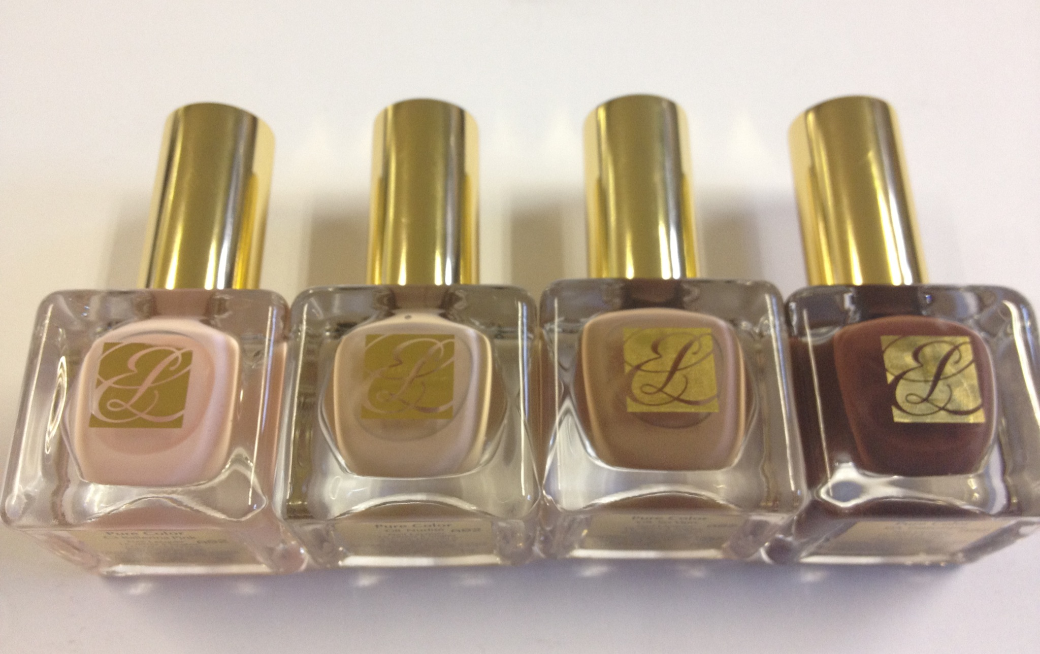 <b>New Nude Nails...</b>