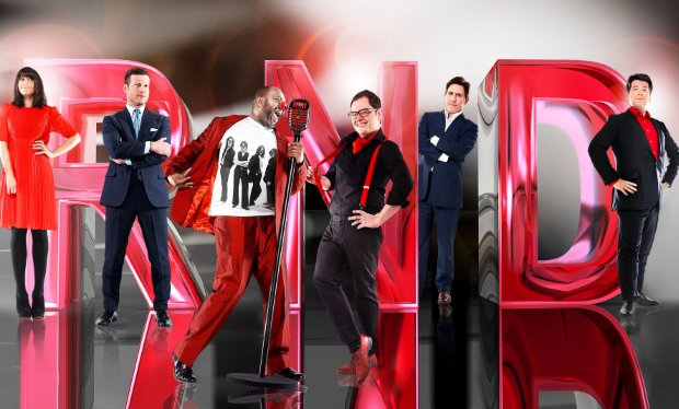 <b>Comic Relief 2013: W...</b>