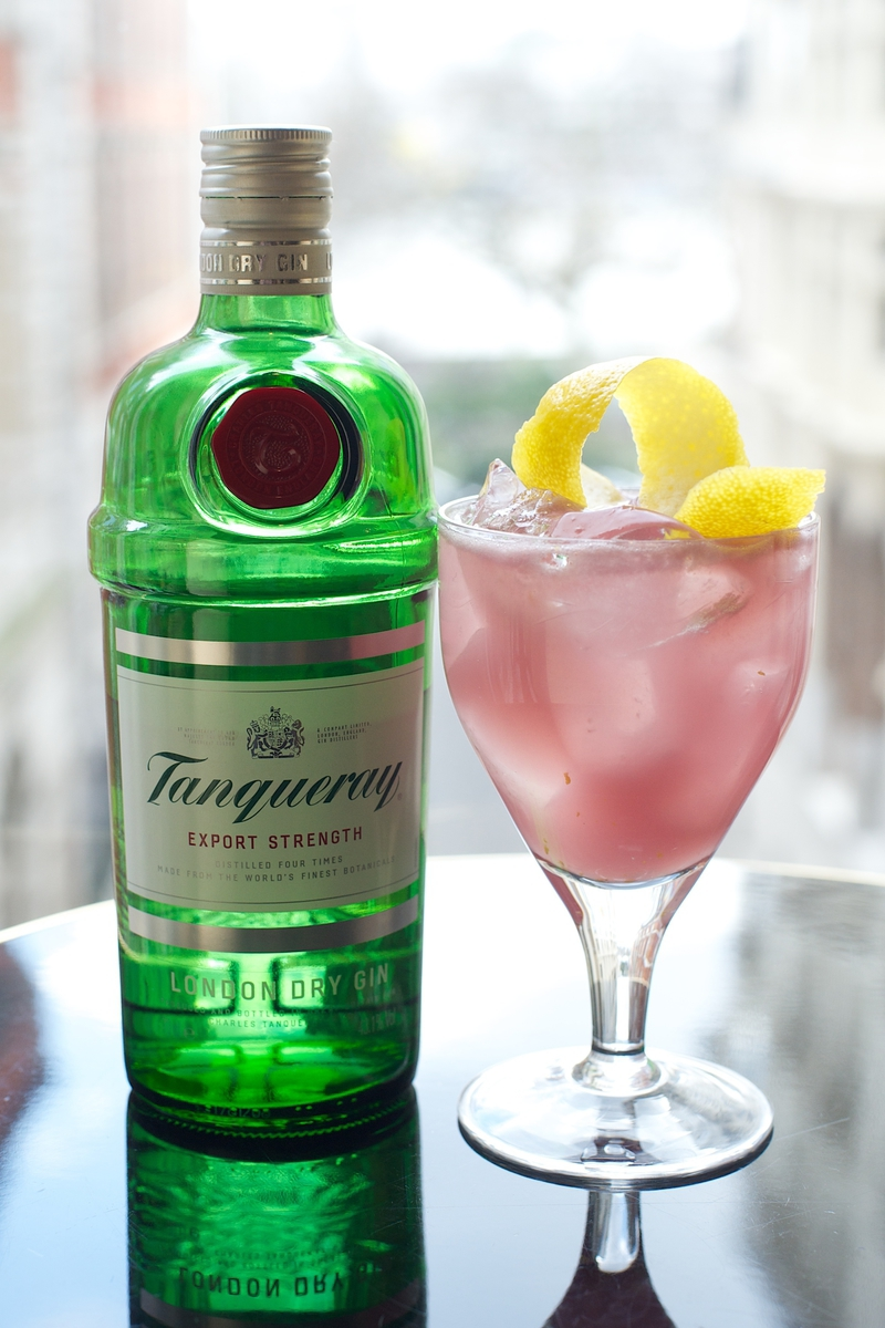 Win tickets to the tanqueray gin palace beauty and the dirt for Best mixers for gin
