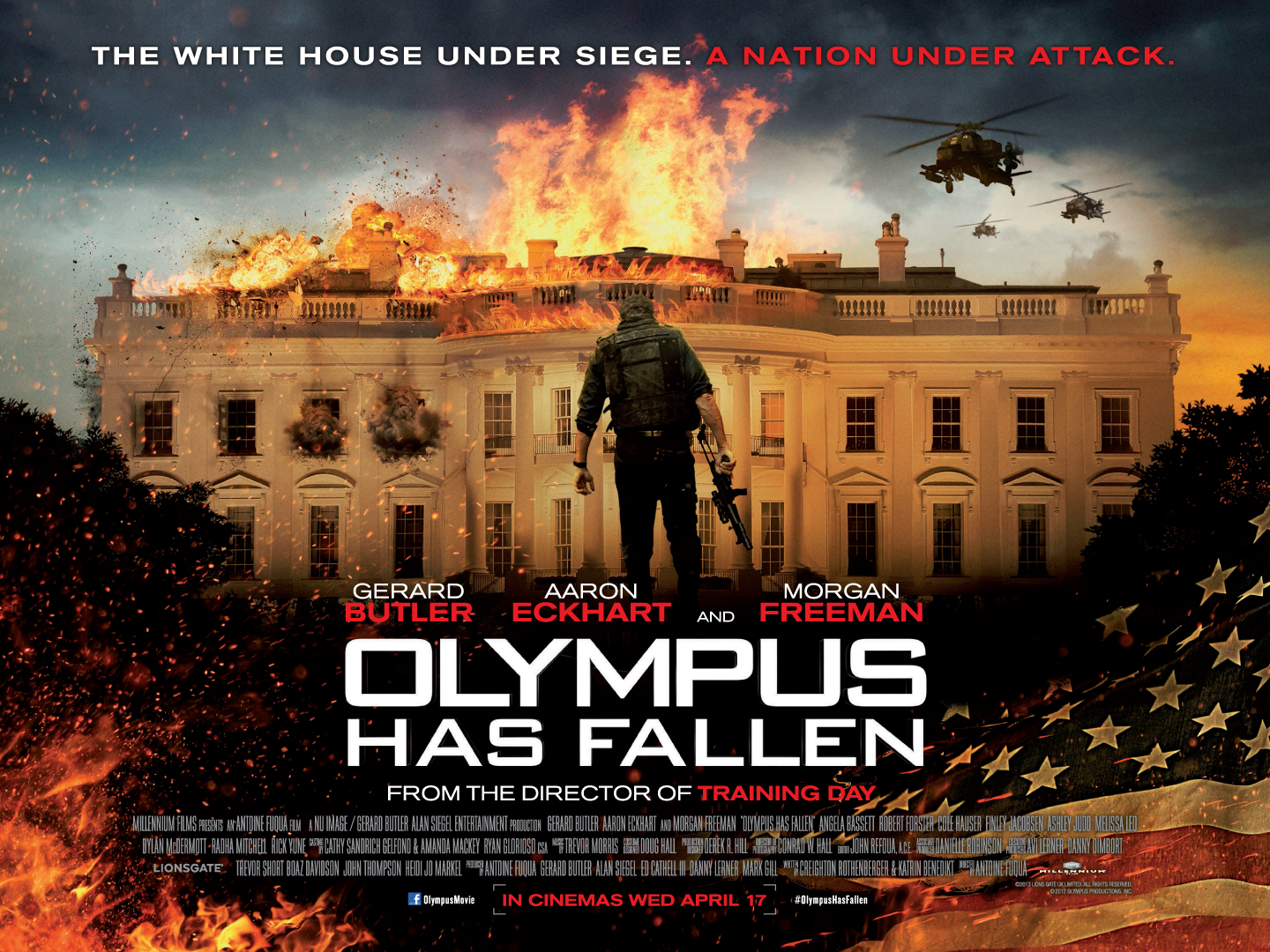 <b>Film Trailer: Olympu...</b>