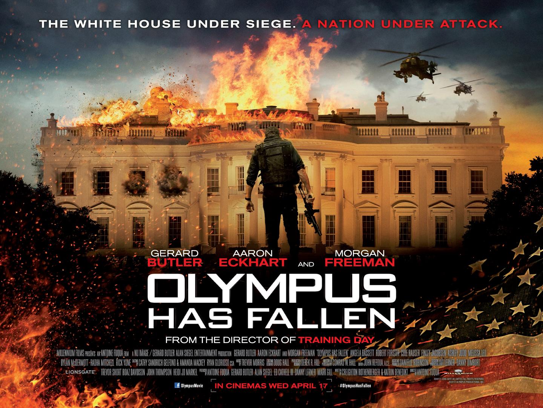 <b>Film Trailer: Olympu...</b>