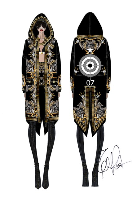 <b>Rihanna's Costumes D...</b>