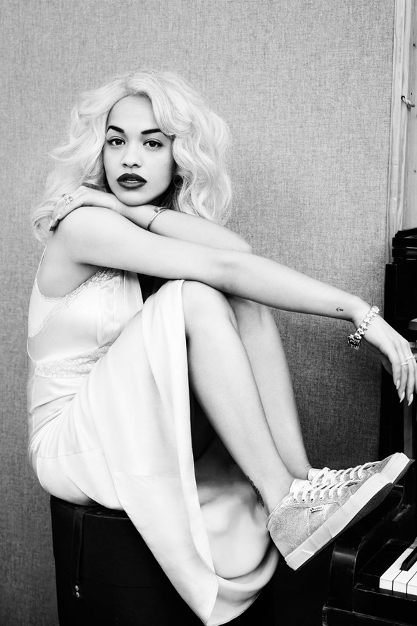 Rita Ora For Superga
