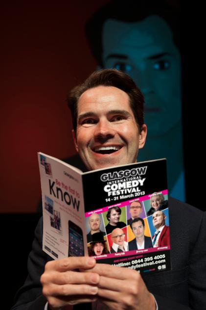 <b>Glasgow Comedy Festi...</b>