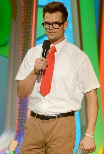 Josh Duhamel at 2013 KCA