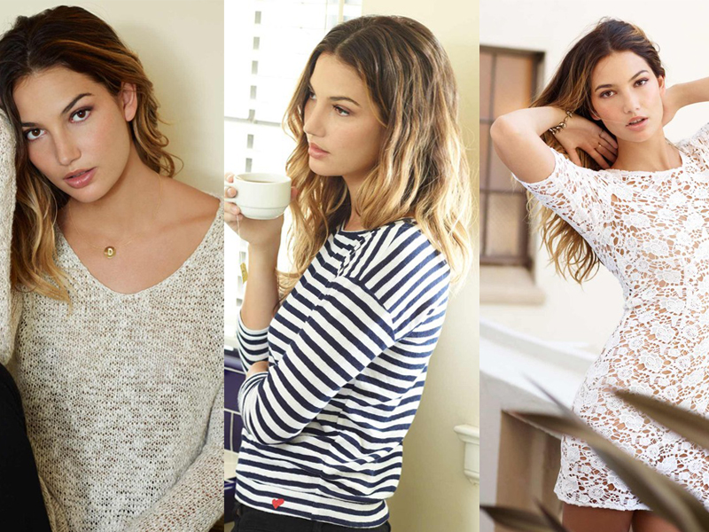 Lily Aldridge's Collection