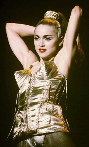 Madonna in John Paul Gaultier