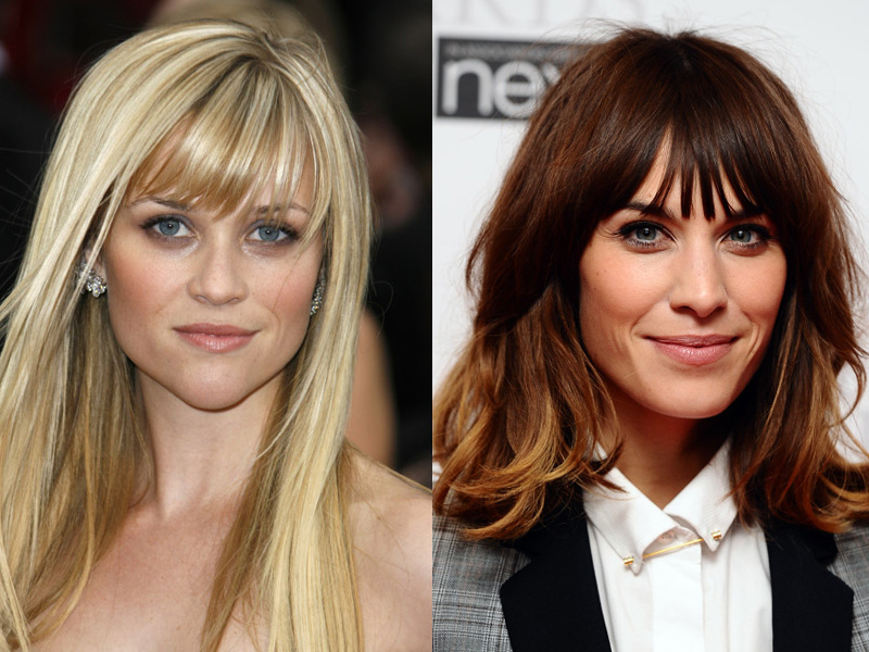 Reese Witherspoon and Alexa Chung