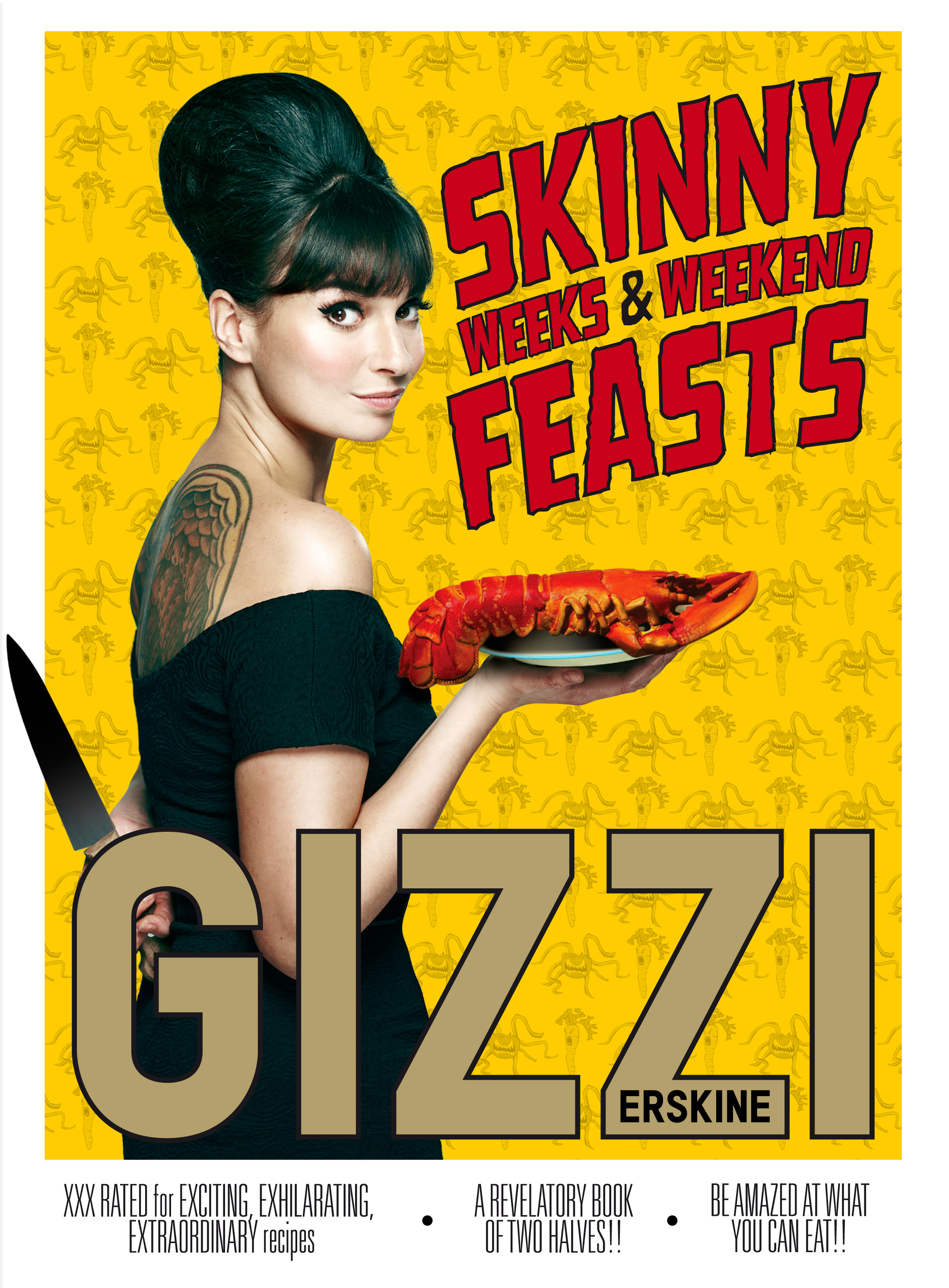 Gizzi Erskine Skinny Weeks and Weekend Feasts | Beauty And The Dirt