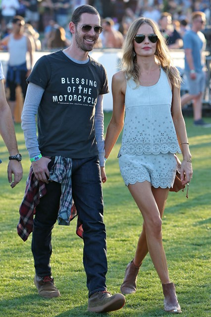 <b>Kate Bosworth's Fest...</b>