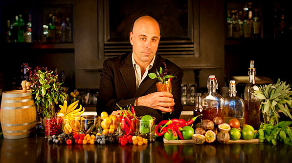 <b>The Cocktail Chef...</b>