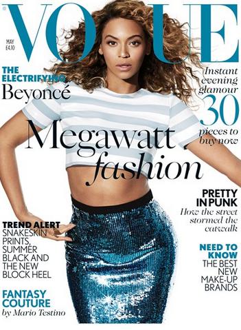 <b>Beyonce's British Vo...</b>