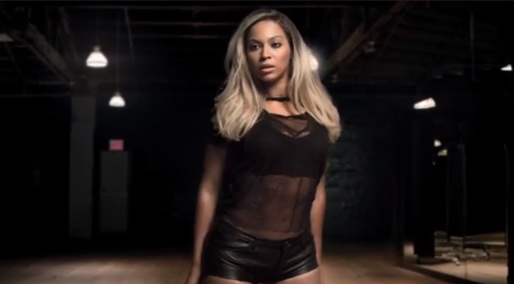 <b>Beyonce's New Music ...</b>