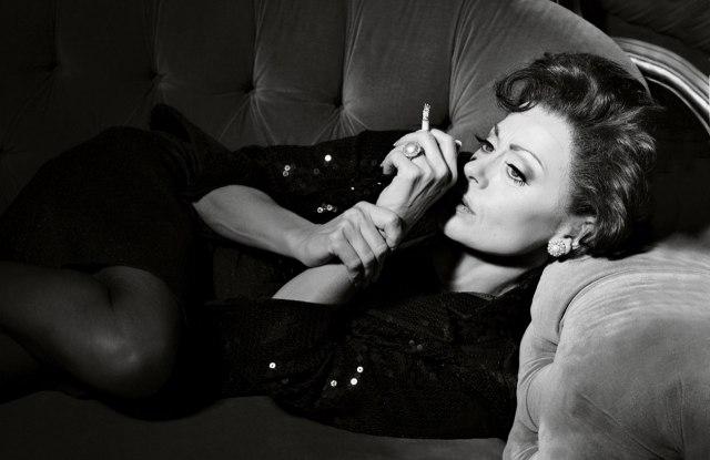 Tracie Bennett as Judy Garland