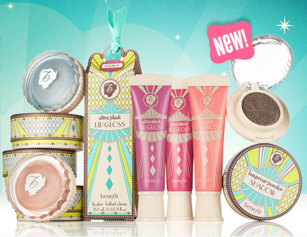 Benefit Beauty's New Color Collection