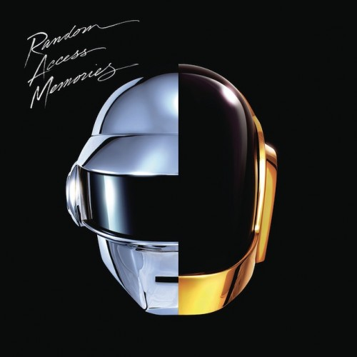 Dafts Punk's latest album, 'Random Access Memory', is set to drop May 21st.
