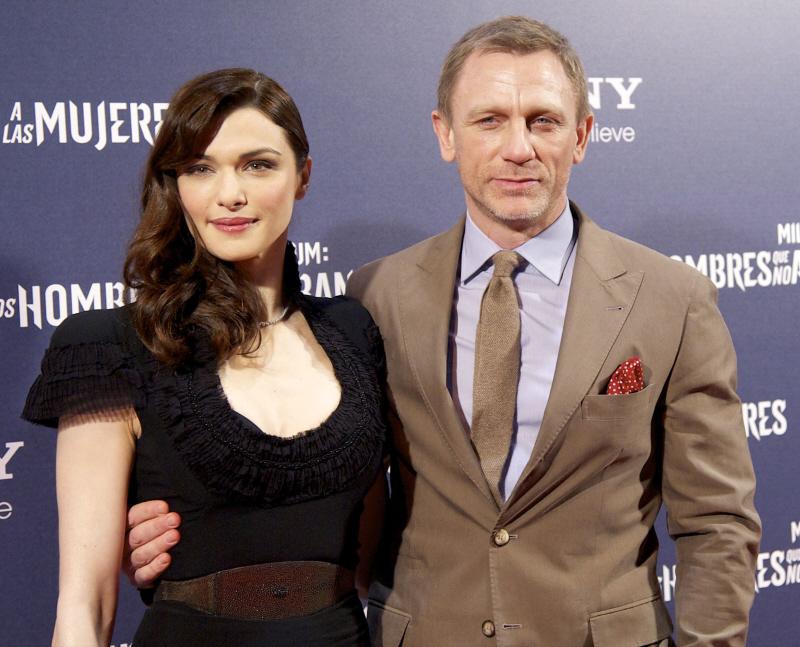 <b>Daniel Craig and Rac...</b>