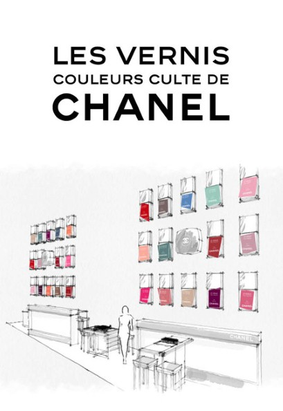 <b>Chanel Pop Up Nail B...</b>