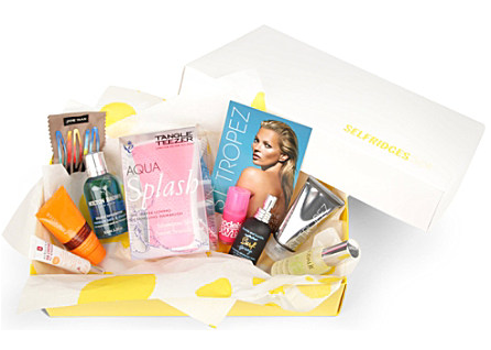 <b>Selfridges' Summer B...</b>