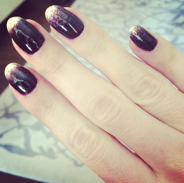 <b>Met Ball Manicures...</b>