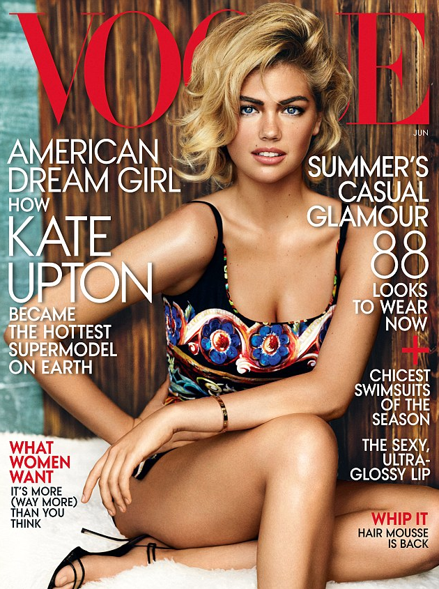 <b>Kate Upton Lands US ...</b>