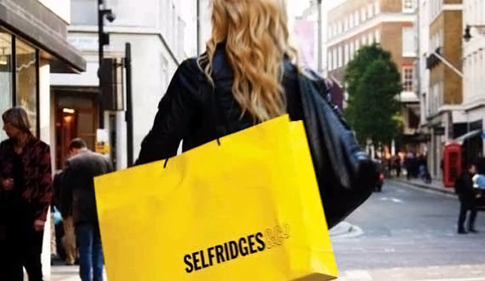 <b>Selfridges Launch Th...</b>