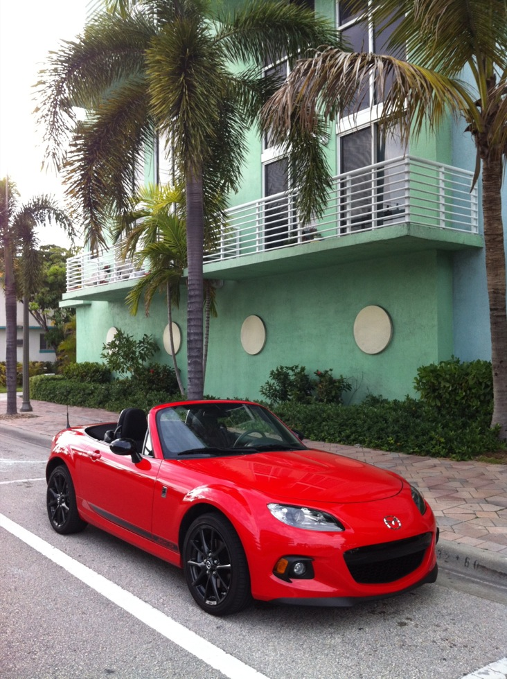 2013 MX-5 Club Florida