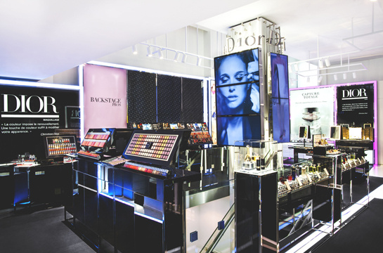 <b>Dior Beauty Boutique...</b>