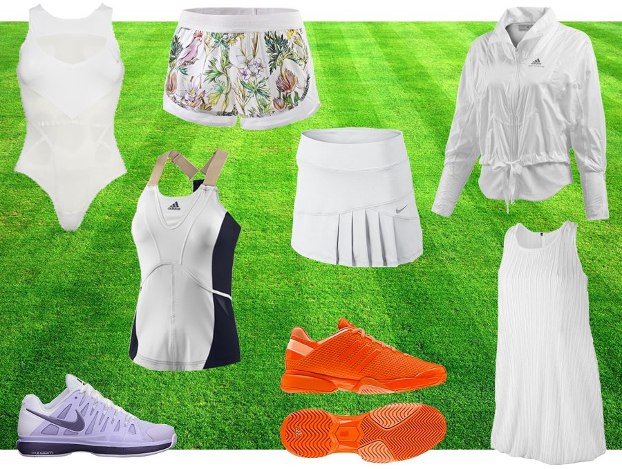 <b>Wimbledon-Worthy Spo...</b>