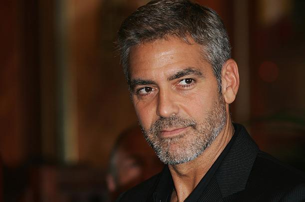 <b>George Clooney: What...</b>
