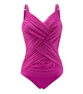 Fuschia Ocean Drive swimsuit