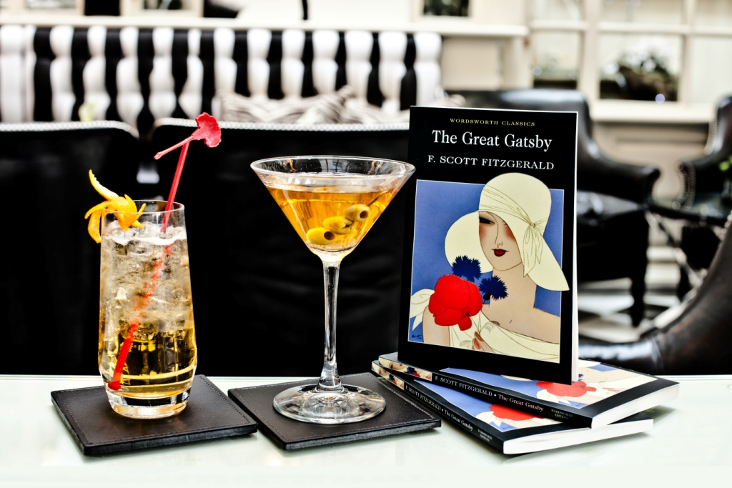 <b>Gatsby Cocktails in ...</b>