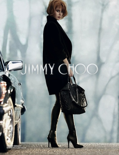 Nicole Kidman for Jimmy Choo by Mikael Jansson