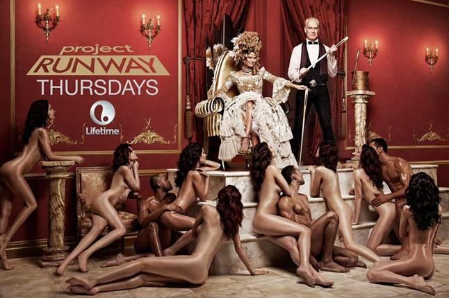 <b>Heidi Klum Ad Gets B...</b>