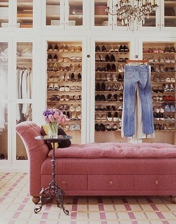 Interiors Inspiration Walk In Wardrobe Beauty And The Dirt