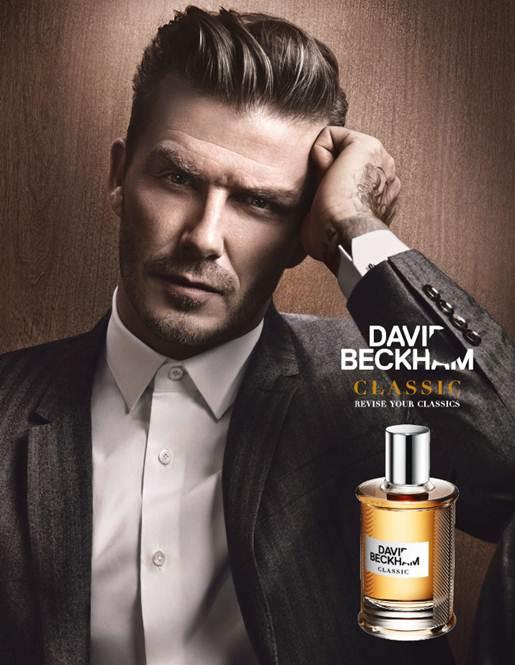 <b>Classic David Beckha...</b>